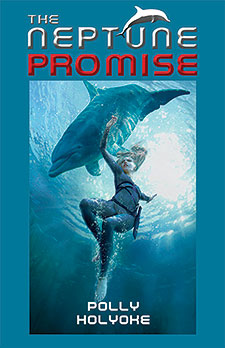 Author Polly Holyoke The Neptune Project